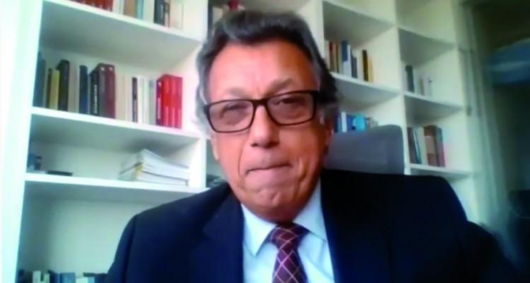 Jornada de la c�tedra del profesor Alberto Dalla V�a