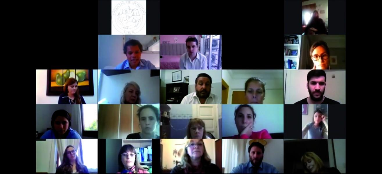 """Tercer encuentro de la Red de Prestadores de Servicios Jurídicos Gratuitos de la CABA: """"El acceso a la justicia en tiempos de pandemia"""""""