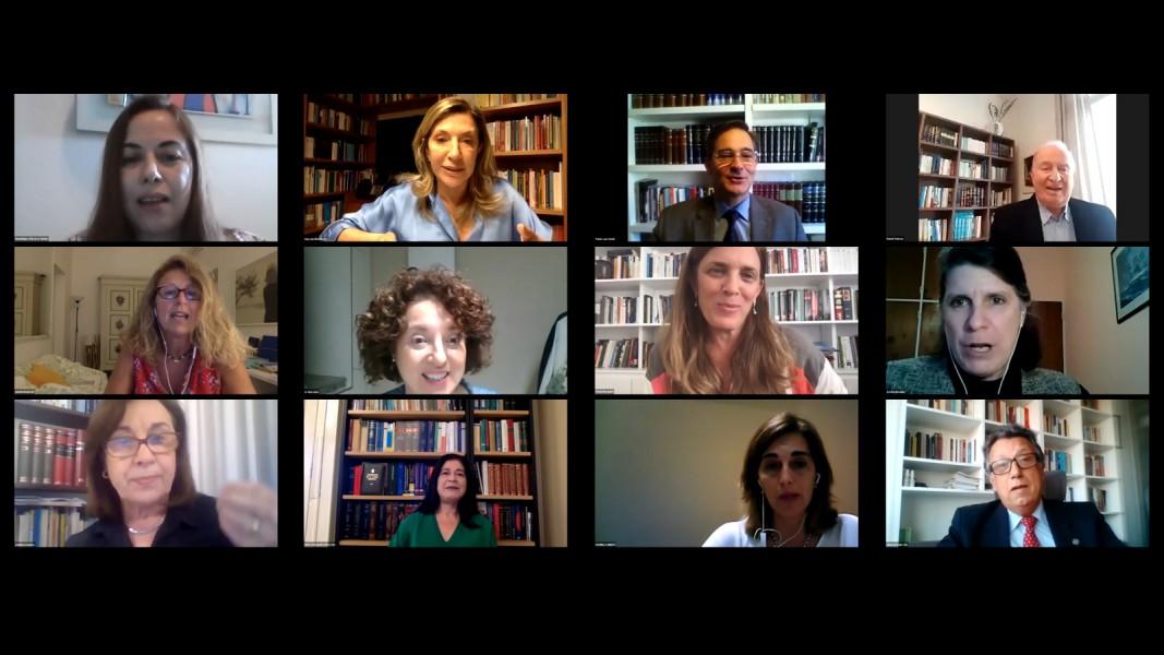 """Segundo encuentro internacional de mujeres constitucionalistas: """"El análisis de los derechos fundamentales con perspectiva de género"""""""