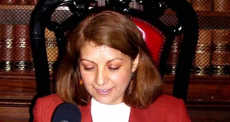 Martha Patricia Irigoyen Troconis
