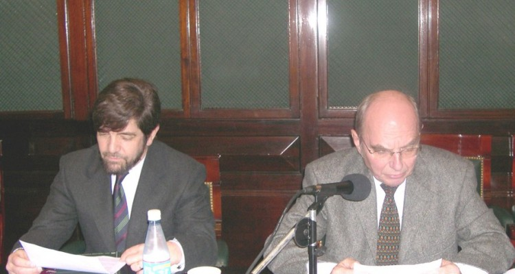 Marcelo Sancinetti y Eberhard Struensee