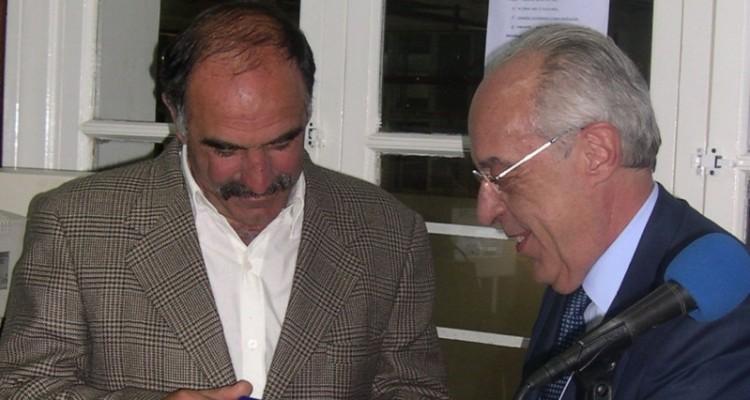 Ernesto Grasso y Atilio Alterini