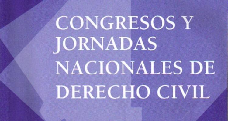 Congresos y Jornadas Nacionales de Derecho Civil
