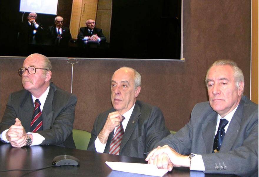 Daniel R. Altmark, Atilio A. Alterini y Ramón G. Brenna