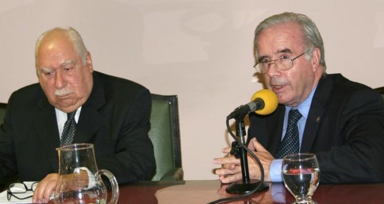 Luis Carlos Alen Lascano y Tulio Ortiz