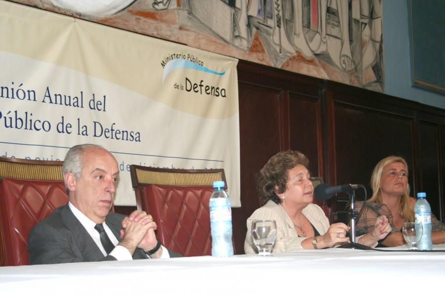 Atilio Alterini, Stella Maris Martínez y Marcela Miriam Losardo