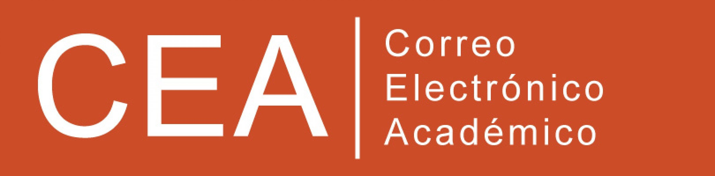 Correo Electrónico Académico (CEA)