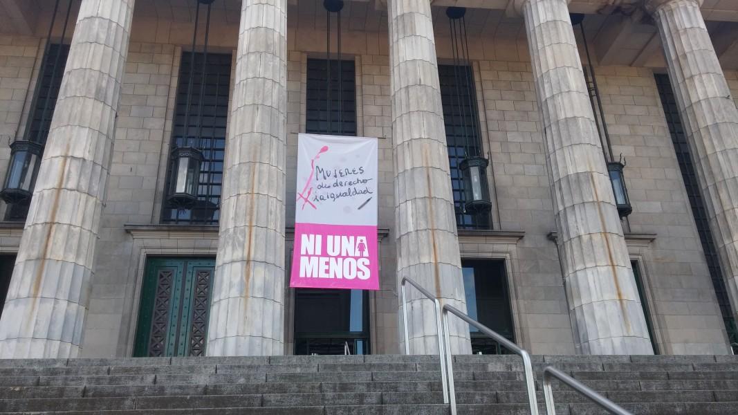 La agenda de género en la Facultad de Derecho