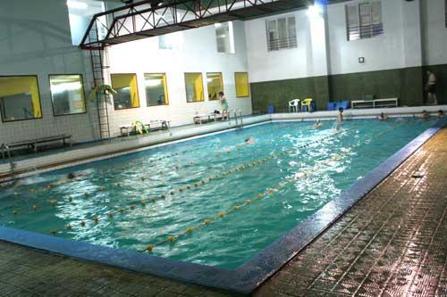pileta de nataci n