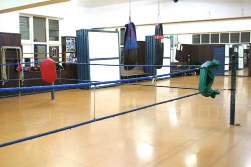 Gimnasio principal for Gimnasio de boxeo
