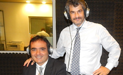 Juan Antonio Seda y Leandro Vergara - Derecho al Día - Facultad de Derecho en Radio UBA