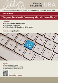Jornada de Análisis y Debate de las Conclusiones de las XXIII Jornadas Nacionales de Derecho Civil