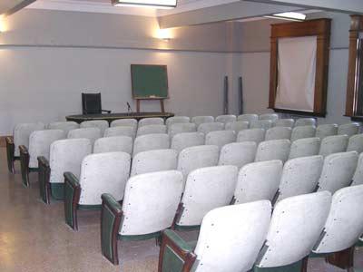 Foto: Aula 1 de Extensión Universitaria