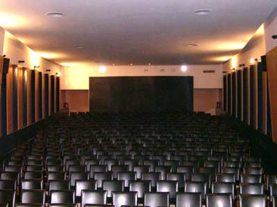 Foto: Salón Auditorium